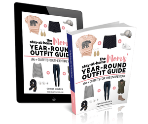 CREATE-YOUR-BUNDLE SPECIAL - 40% OFF: The Stay-at-Home Moms' Outfit Guide & What to Wear Outfits Calendar