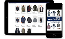 Load image into Gallery viewer, Styles of clothes for men, affordable men's style.  The Men's Style Guide - Shopping Guide