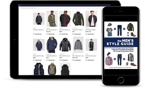 Styles of clothes for men, affordable men's style.  The Men's Style Guide - Shopping Guide