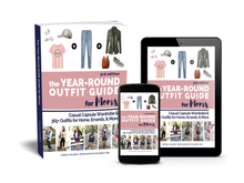 Load image into Gallery viewer, The 3rd Edition Year-Round Outfit Guide for Moms