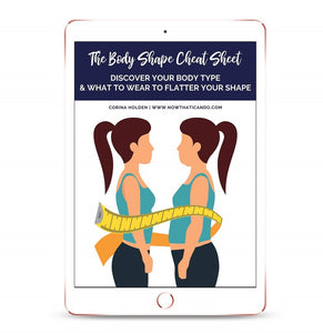 The Body Shape Cheat Sheet