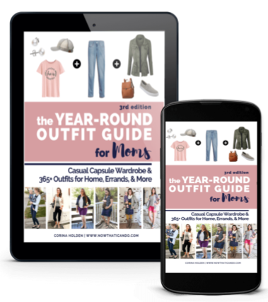 Pre-Order: The 3rd Edition Year-Round Outfit Guide for Moms