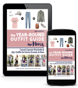 The 3rd Edition Year-Round Outfit Guide for Moms