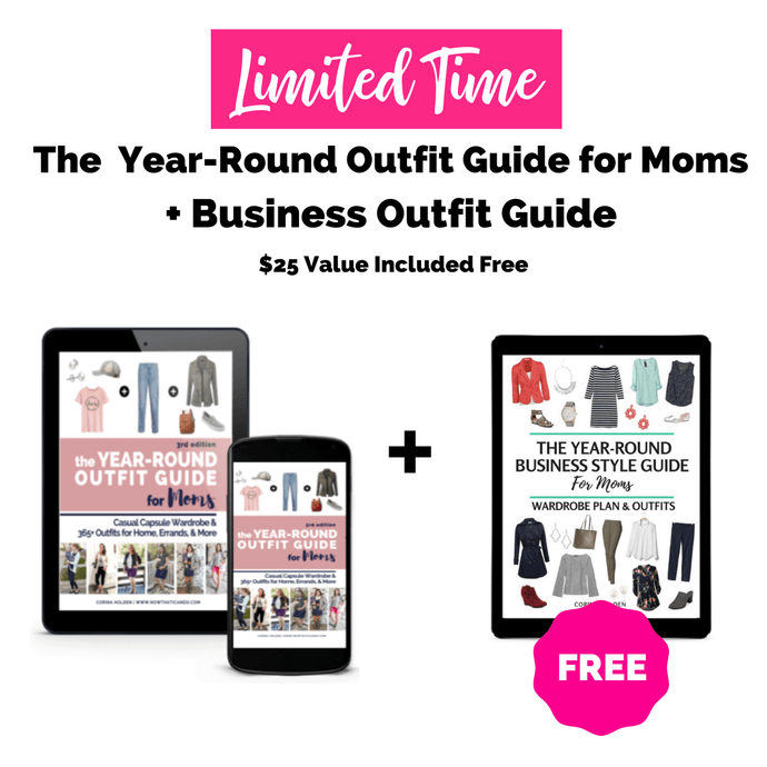 Teach4theHeart Bundle: The Year-Round Outfit Guide (3rd Ed.) + The Business Outfit Guide