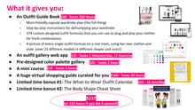 Load image into Gallery viewer, Valentines Bundle: The 3rd Edition Year-Round Outfit Guide for Moms + Bonuses (Printable Outfit Calendar, Body Shape Cheat Sheet)