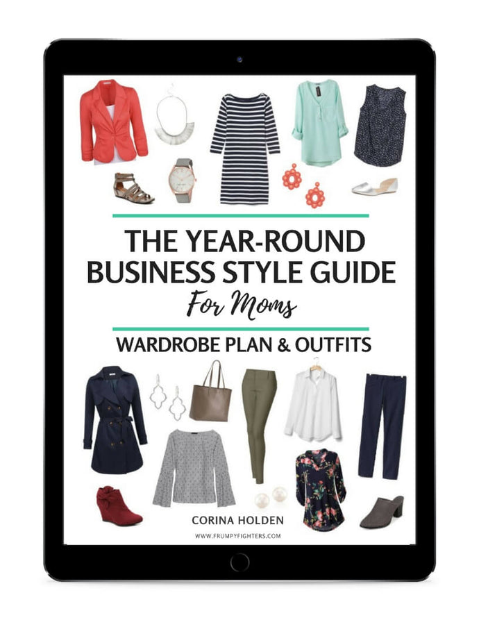The Year-Round Business Style Guide for Moms