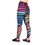 Rainbow Safari Women's Leggings