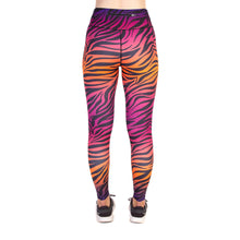 Load image into Gallery viewer, Sunset Safari Women's Leggings