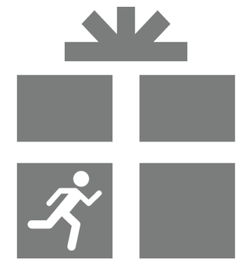 RunningGifts Gift Voucher!
