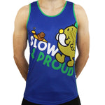Mr Slow Technical Running T-shirt & Vest
