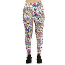 Load image into Gallery viewer, Little Miss 'Medley' Women's Leggings