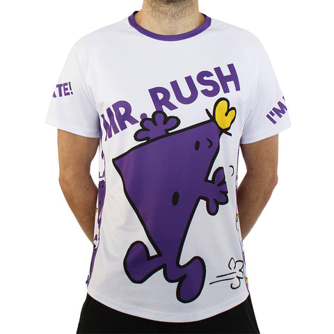 Mr Rush Technical Running T-shirt & Vest