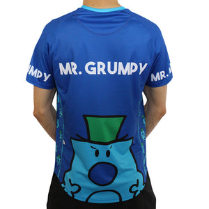 Mr Grumpy technical running t-shirts & vests