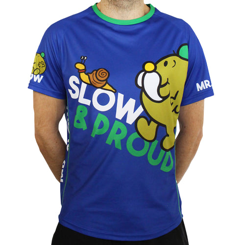 Mr Slow technical running t-shirts & vests