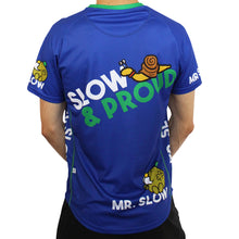 Load image into Gallery viewer, Mr Slow technical running t-shirts & vests