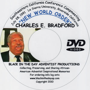 "Charles Bradford - ""New World Order"""