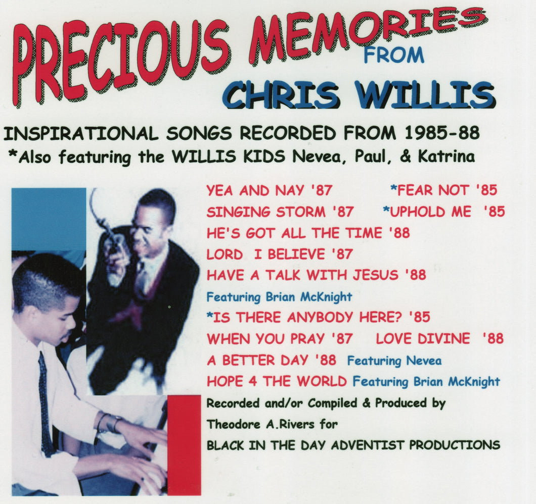 Precious Memories from Chris Willis