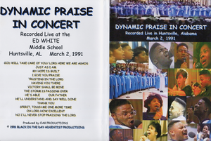 Dynamic Praise In Concert - 1991