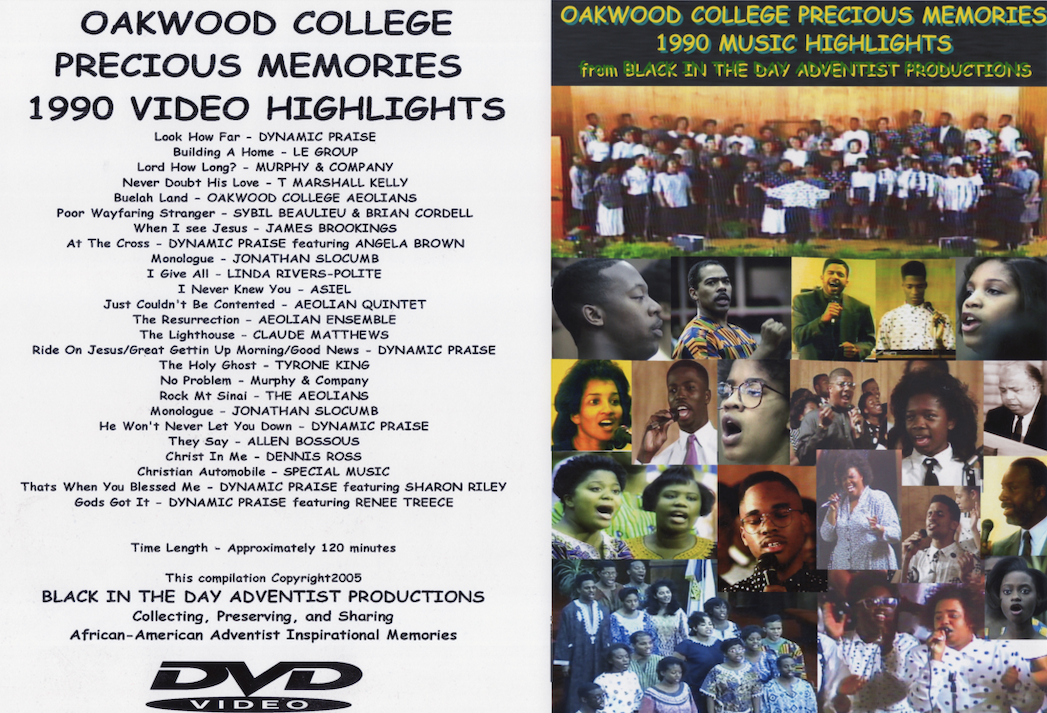 1990 Oakwood College Precious Memories Highlights