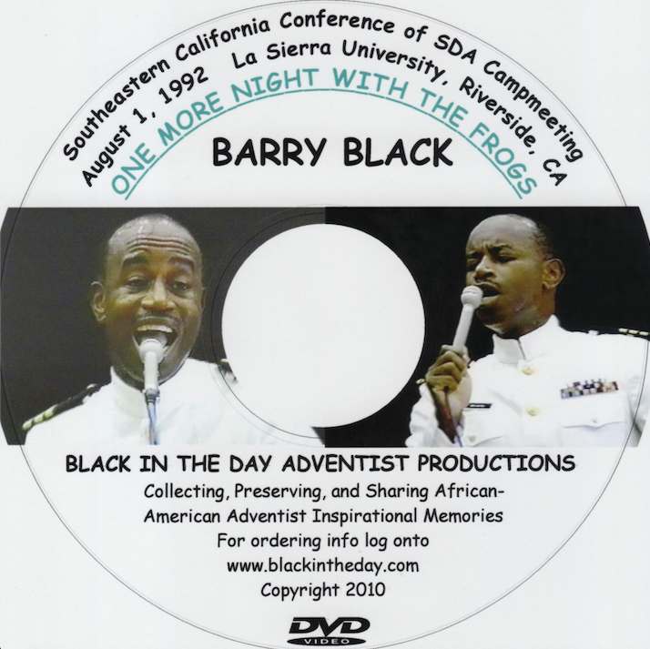 Barry Black -