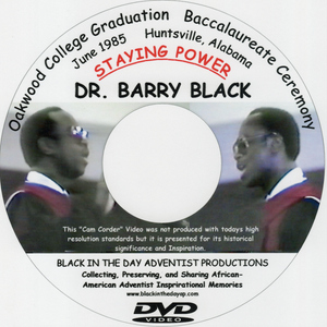 "Barry Black - ""Staying Power"""