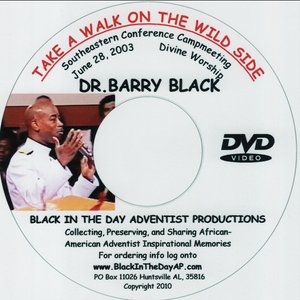 "Barry Black - ""Take A Walk On The Wild Side"""