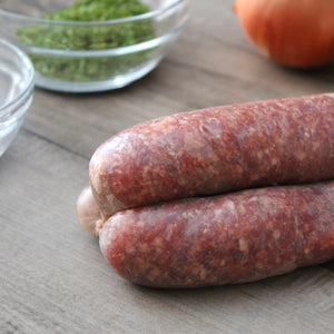 Beef & Pork Sausages