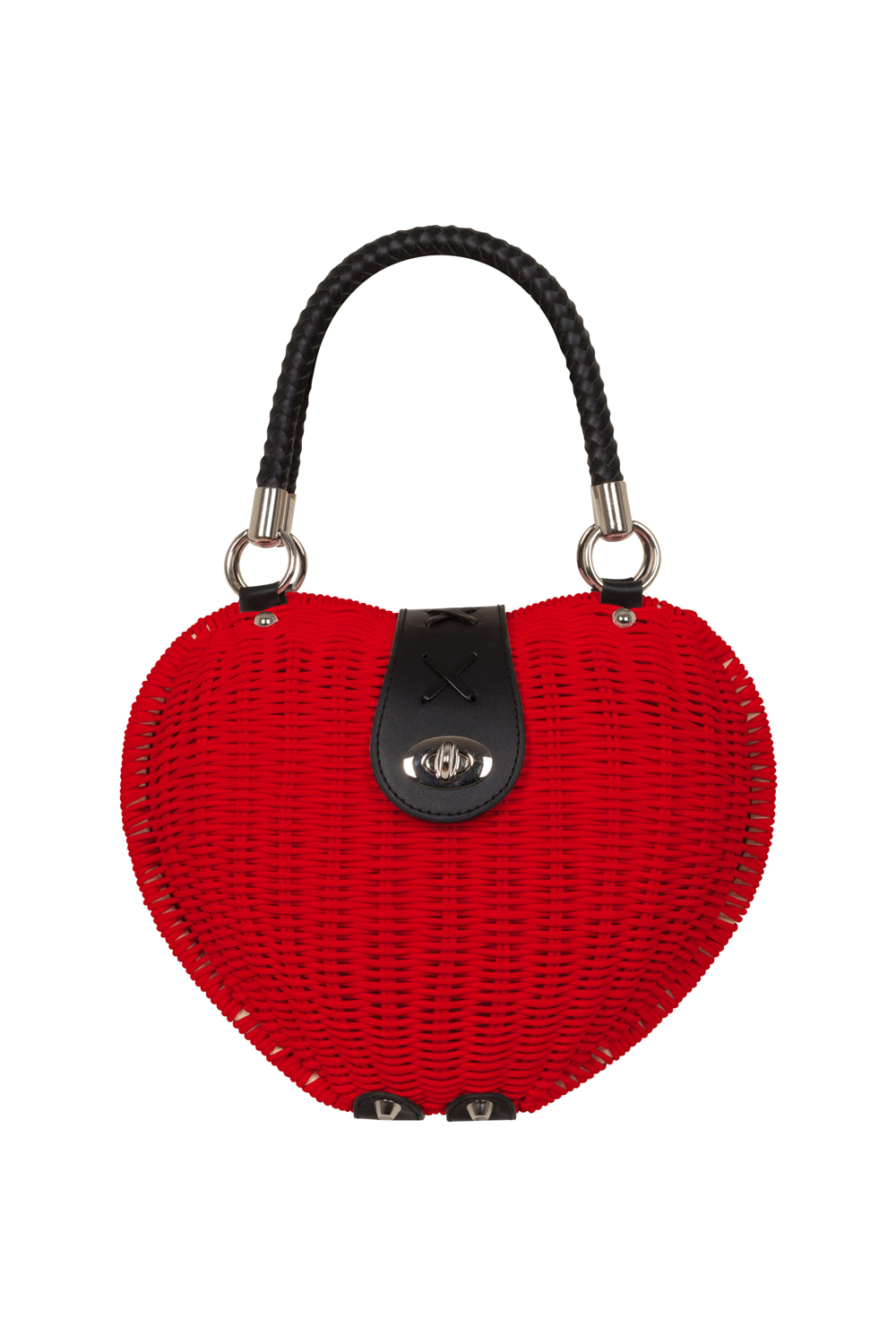 The Monroe Red Bag