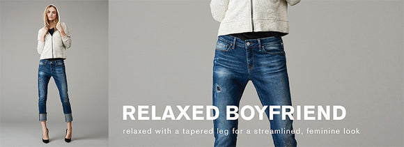 Denim:Boyfriend