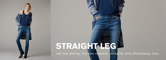 Denim:Straight