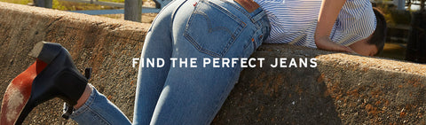 In store jeans collection from RK Collections Boutique