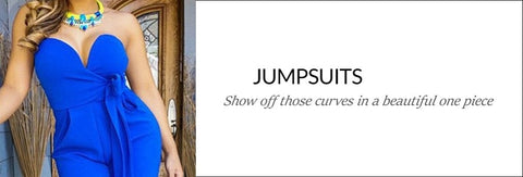 in store jumpsuits from RK Collections Boutique