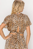 -Lovesong-Leopard Print Crop Top-RK Collections Boutique