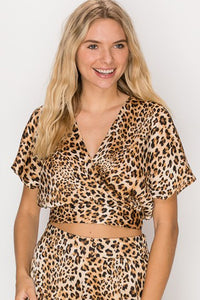 T10436-1-Lovesong-Leopard Print Crop Top-RK Collections Boutique