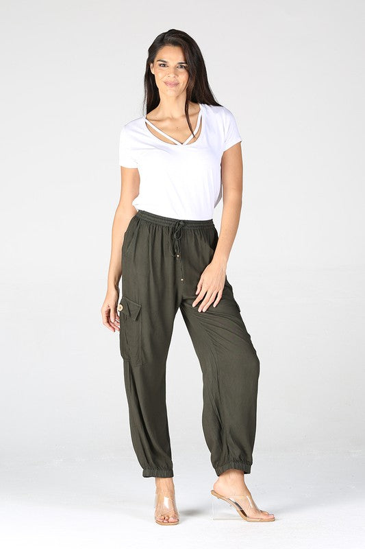 E5R36ASIS-1-Nostalgia-cargo jogger pants-RK Collections Boutique