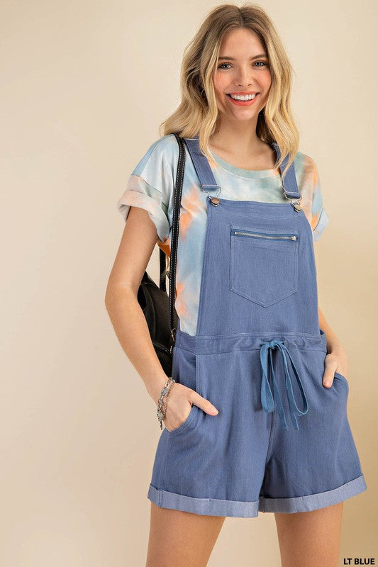 Shorts overalls
