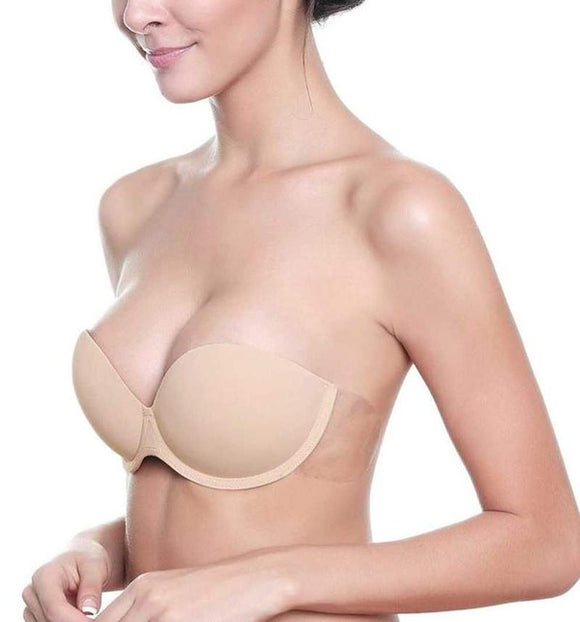 Reusable Silicone Backless Strapless Bra
