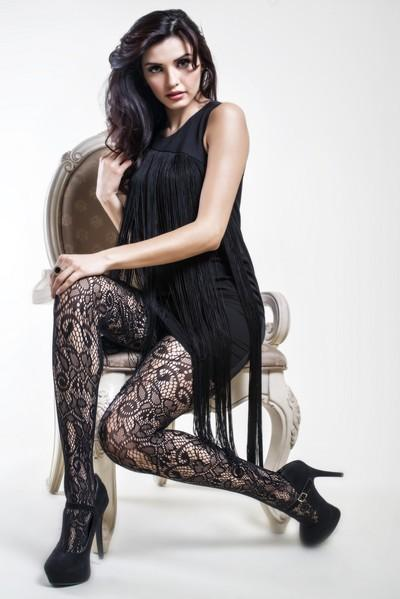 botanical garden lace tights - by Yelete - available at rkcollections.myshopify.com -  - Accessory:Intimate