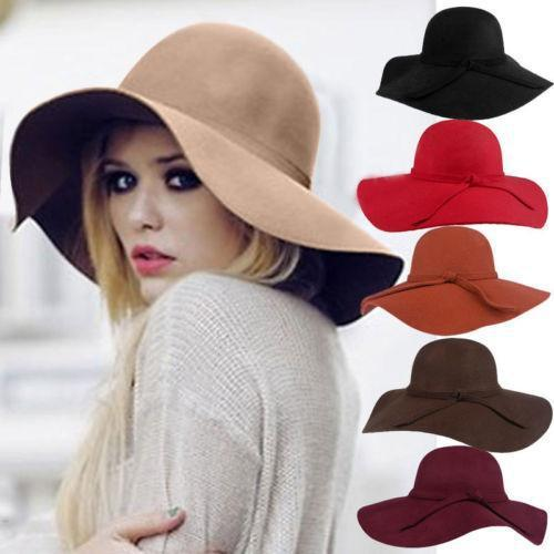 floppy wide brim hat - by Cap Zone - available at rkcollections.myshopify.com -  - Accessory:Hat