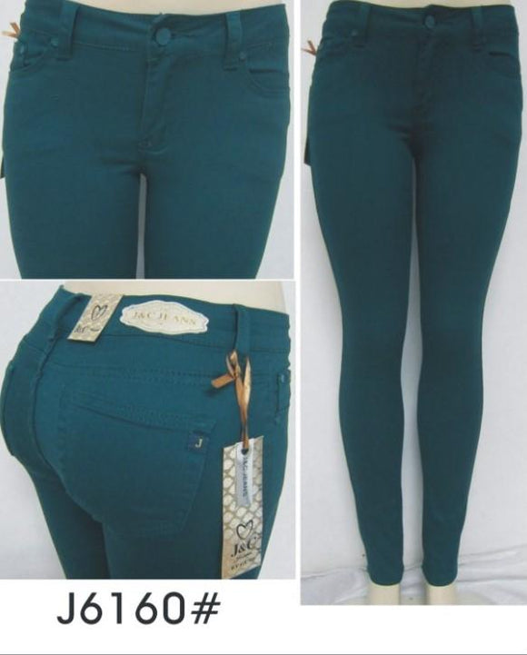 jade stretch skinny jeans - by J&C - available at rkcollections.myshopify.com -  - Jeans