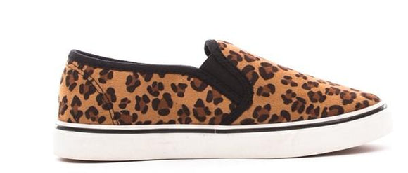 leopard print sneaker - by 0 Limit fashion - available at rkcollections.myshopify.com -  - Shoe:Athletic