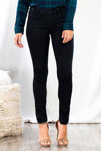mid-rise slim-hers skinny jean - by YMI - available at rkcollections.myshopify.com -  - Jeans