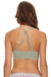 -Anemone-seamless strappy racerback bralette (more colors)-RK Collections Boutique