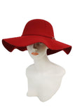sn-560-Cap Zone-Floppy Hat with Band & 6 link Chain-RK Collections Boutique