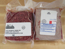 Load image into Gallery viewer, grassfed ground beef in 1# packages