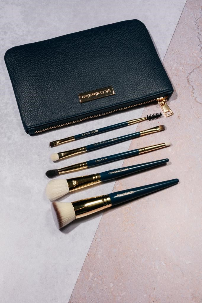 NEW SK Collection – 5 Piece Professional Make-Up Brush Set