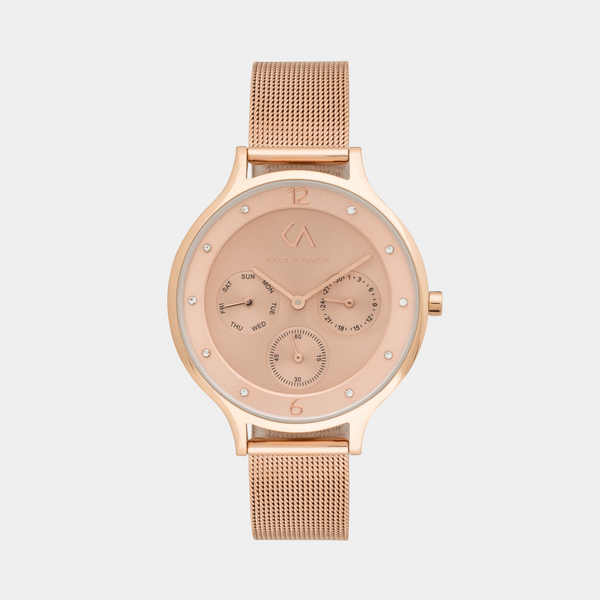 Grace – Rose Gold - KALY AVENUE
