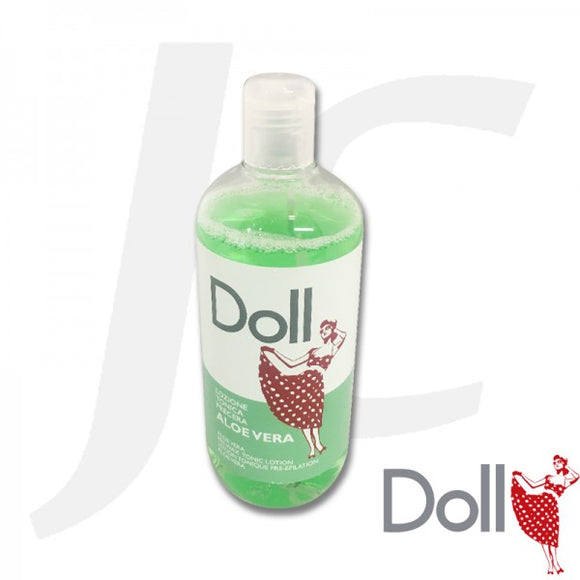 Doll Pre Wax Lotion Aloe 500ml $15+ GST J42DPR