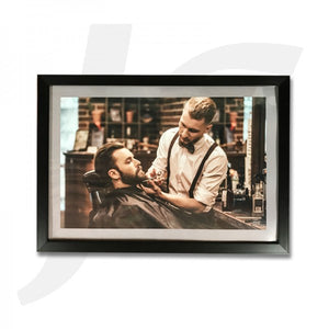 Barber Poster With Frame 31x45cm FY-I5-2 J36F52