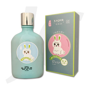 Kaqier Kids Organic Shampoo and Bath Lotion 2 in one 268ml J14SBL
